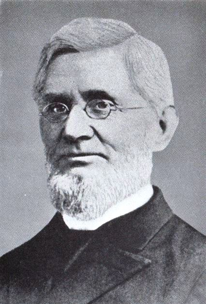 Colonel Amos Shinkle, founder of Children's Home of Northern Kentucky